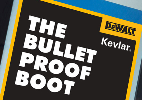 DeWalt & Kevlar Product Launch